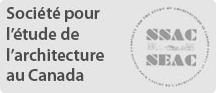 The Society for the Study of Architecture in Canada