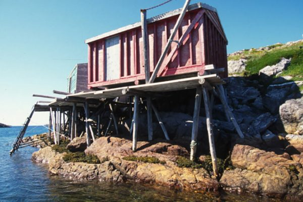 Newfoundland and Labrador: Architecture on the Edge
