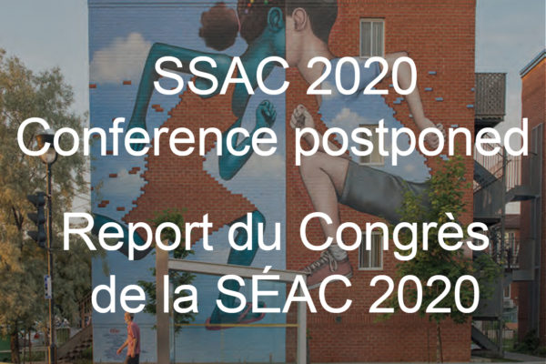 Letter to the Membership – SSAC Response to COVID-19