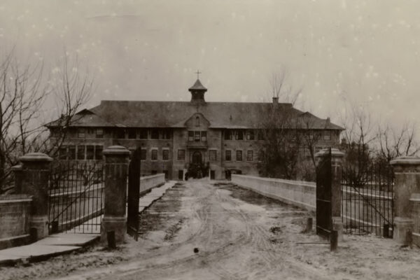 From the Archives: Residential School Architecture